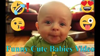 Most FUNNY BABY Videos for Kids ♥  - Funniest Baby Videos Collection that will make You 99% LAUGH
