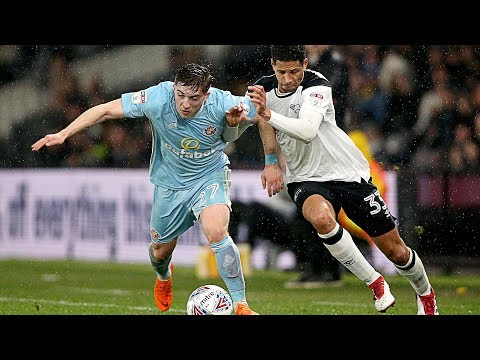 SHORT MATCH HIGHLIGHTS | Derby County Vs Sunderland