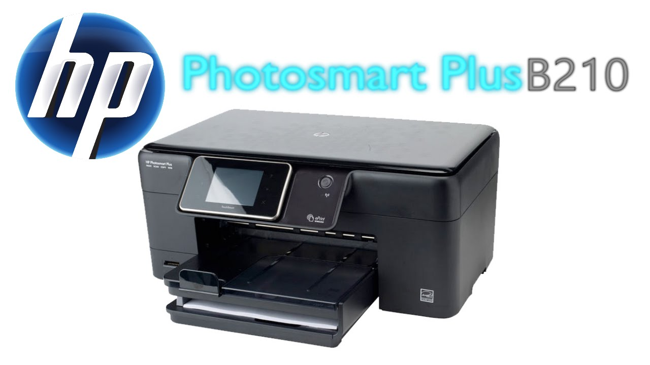 hp photosmart plus b210 series