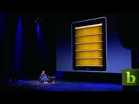 Apple Takes on Amazon with iPad E-Reader Features, Bookstore