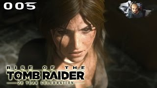 Rise of the Tomb Raider PS4 #005 Die grösste Ratte German FullHD