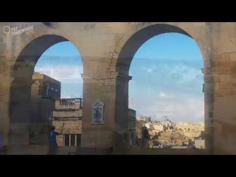 Descubre Malta con Ryanair