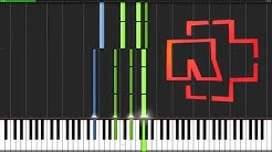 How To Play Rammstein - Zeig Dich - Piano Tutorial