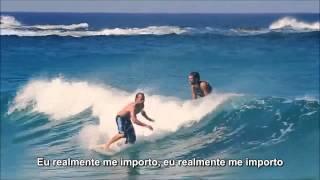 Red Hot Chili Peppers - This Velvet Glove (Legendado PT-BR)
