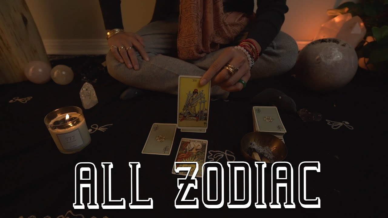 """A PERSONAL READING WITH SAL - """"JUST WHEN YOU THOUGHT IT WAS OVER"""" ALL ZODIAC TAROT READING"""