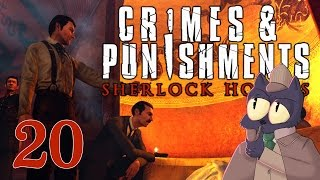 NAILED IT...?! - SHERLOCK HOLMES: CRIMES AND PUNISHMENTS - Part 20