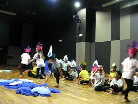 Part 2 - Elisha Cunningham School Arts performance 2012 - United World College of South East Asia