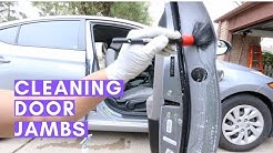 How To Clean Your Car Door Jambs: Fast and Easy (Seriously)