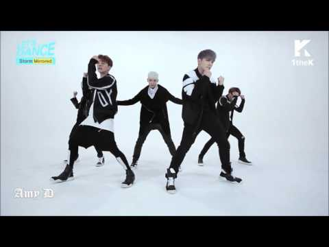 M.A.P6 'Storm' Mirrored Dance Performance