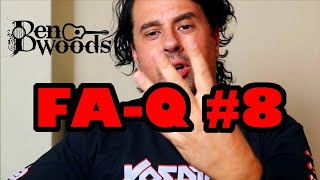 FA-Q #8 Who's Mr. Pick? BWSM guitars, Marcin Patrzelic, Fast Arpeggios, my picado sucks?