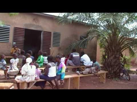 Vue du siege de l'ASACO - Association Soleils d'Afrique