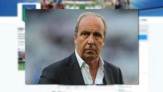 Giampiero Ventura è il nuovo allenatore della Nazionale di calcio