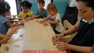 Blossom Downtown - Discovering Dinosaurs