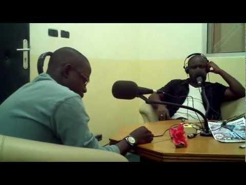 roshbantu & djous radio nostalgie ouagadougou burkina faso