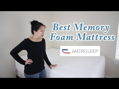 Amerisleep Independence Bed - Best Memory Foam Mattress - $50 Promotion Link