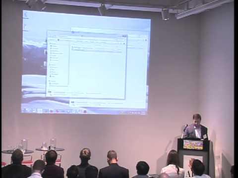 Thornton Tomasetti AEC Technology Symposium Digital Fabrication Presentation
