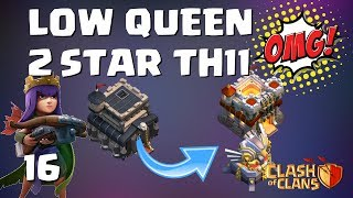 Clash of Clans: LOW HERO TH9 GETS 2 STAR ON TH11. USE THIS COMBO!!!| Mister Clash
