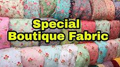 #Fabric wholesale /retail market Mangolpuri net fabric wholesaler, imported designer fabric shop