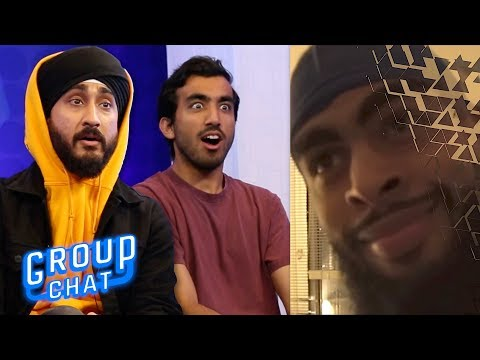 Are we Living in a SIMULATION!? 😱w/ Jus Reign & Wahlid
