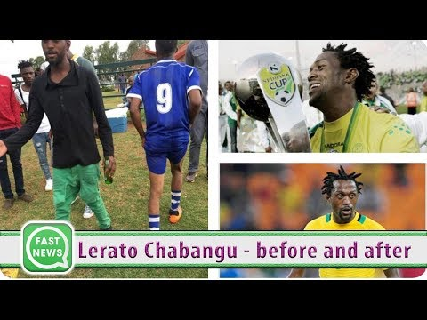Former soccer player Lerato Chabangu is been accused of spending money on alcohol.