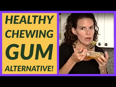 Healthy Chewing Gum