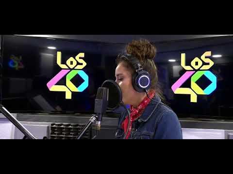 """Camila Gallardo - """"Run run se fue pa'l norte"""" // ULTRAVIOLETA EN LOS40"""