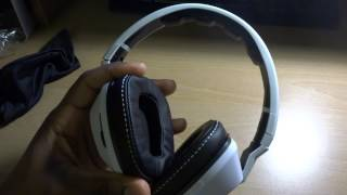 Unboxing of the Skull Candy Crusher Headphones Extra Bass comes fro...