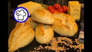 Brötchen 2.0 selber backen  Sonntagsbrötchen Frühstücksbrötchen