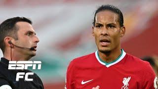 Virgil Van Dijk has TAKEN A STEP DOWN for Liverpool - Steve Nicol | ESPN FC