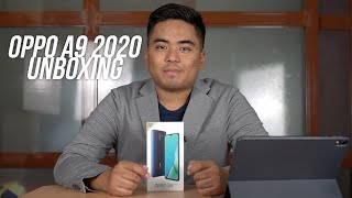 OPPO A9 2020 Unboxing and Hands-On