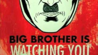 Big Brother Is Watching You - Sheldon Allman