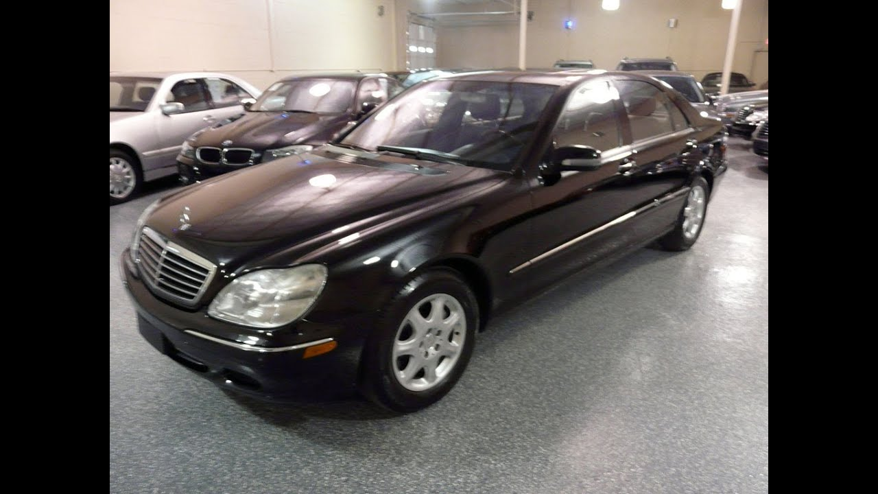 2002 mercedes benz s430 4dr sedan sold 2451 plymouth for 2002 s430 mercedes benz