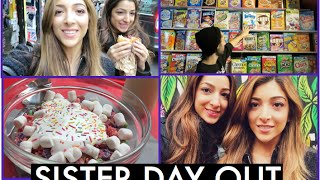 SISTER DAY OUT! Vlogmas Day 19! | Amelia Liana Thumbnail