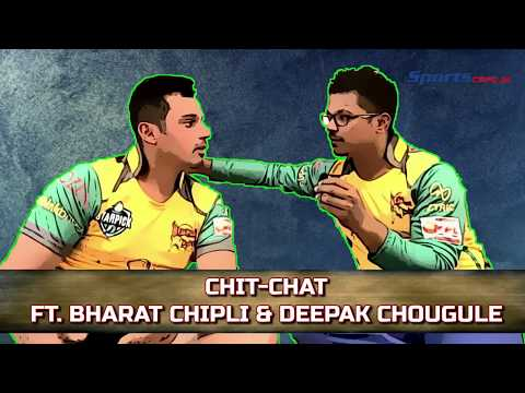 Chit-Chat FT. Bharat Chipli And Deepak Chougule
