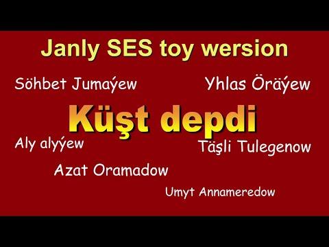 Sohbet Jumayew, Azat Oramadow, Aly Alyyew, Yhlas Orayew, Tashli Tulegenow, Umyt A - kusht depdi