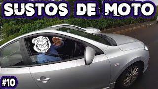 SUSTOS DE MOTO (EP. 10)