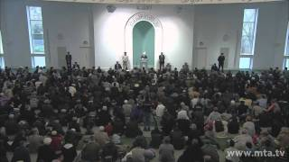Russian Friday Sermon 23rd December 2011 - Islam Ahmadiyya