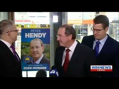 17 June 2016 - WIN News Canberra