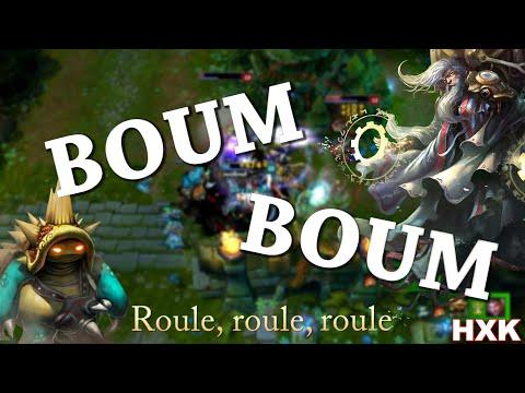 Hexakil - Roule Roule Roule (Parodie LoL Fr)