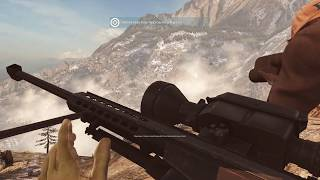 "EPIC US ARMY WOODLAND SNIPING MISSION! ""Friends from Afar"" [Medal of Honor 2010]"