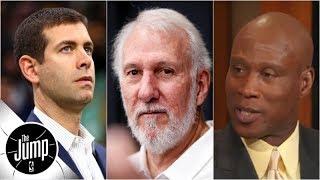 Is Brad Stevens a better NBA coach than Gregg Popovich? | The Jump