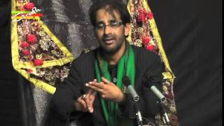 Maulana Abbas Irshad Naqvi | 2nd Majlis Khamsa 1436 | Hukm-e-Dua Aur Ahlebait a.s. | Kazmain Lucknow