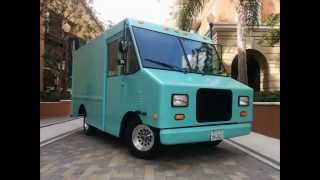 1996 Shorty Step Van For Sale ~ Loaded ~ Long Beach, California