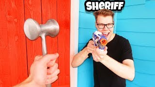 If you played Roblox Games IN REAL LIFE!!
