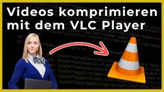 🆕 Videos komprimieren mit dem VLC Player - OnlineDurchbruch.com