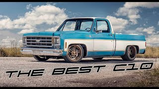 Sorority Girl C10 // A Square Body with a Purpose