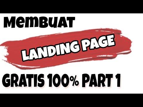 cara-membuat-landing-page-gratis-terbaru-2020---part-1