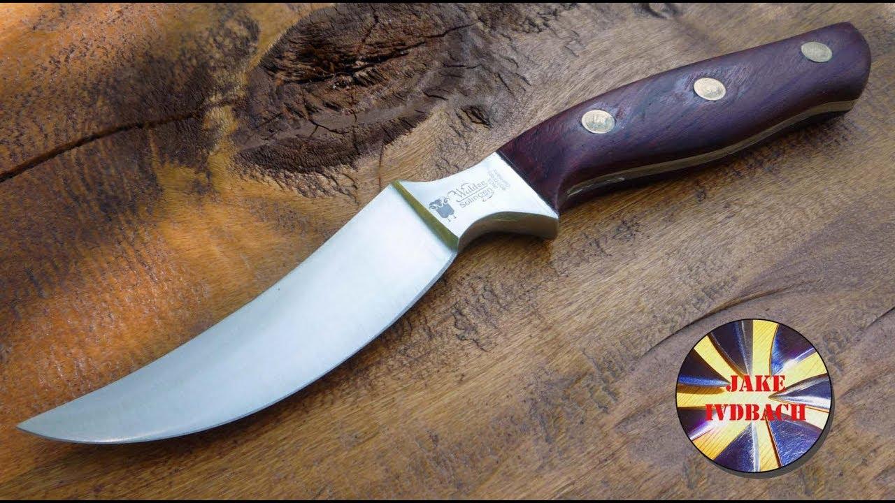 widder skinner integral messer solingen germany hunting knife jagdmesser piel ohg h utemesser. Black Bedroom Furniture Sets. Home Design Ideas