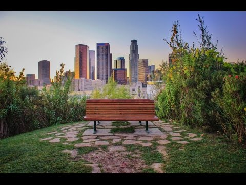 A Walk Around Vista Hermosa Park, Downtown Los Angeles