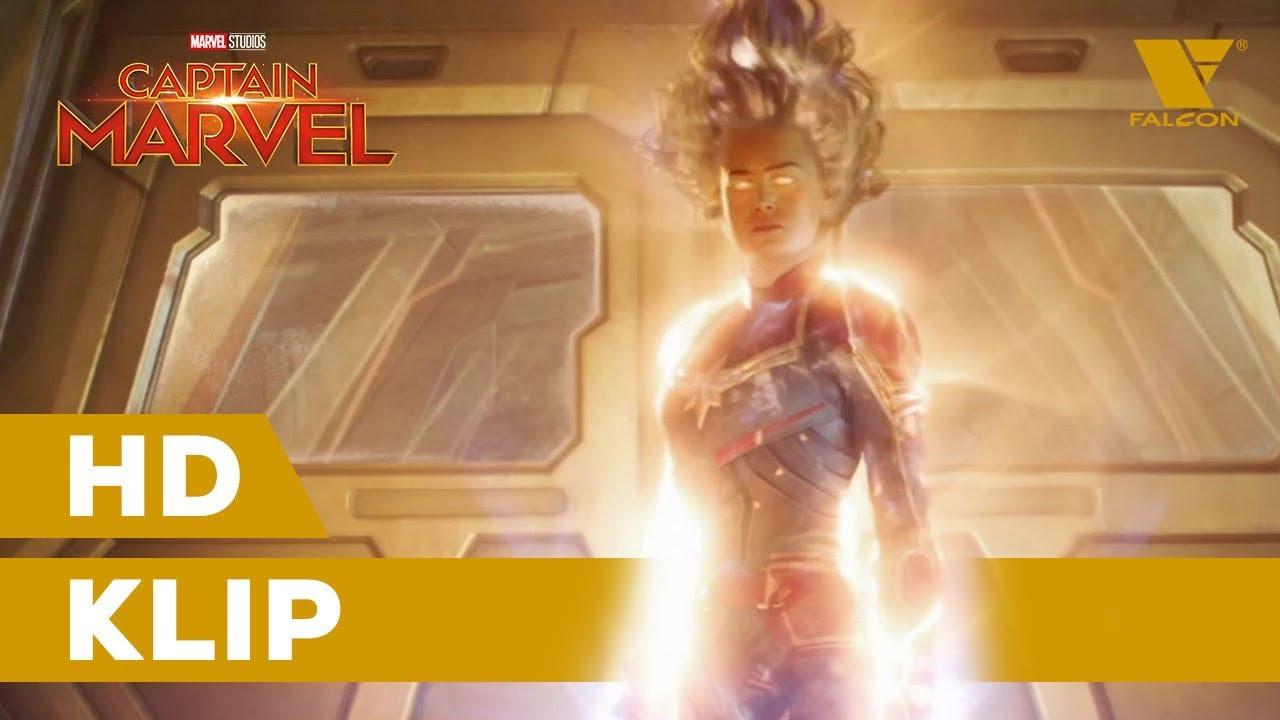Captain Marvel (2019) HD klip | CZ dabing